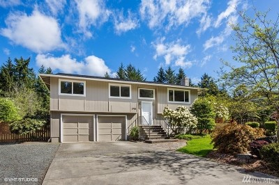 Gig Harbor Single Family Home Pending: 3705 107th St NW