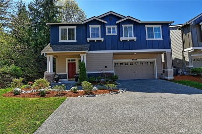 Lake Stevens Single Family Home For Sale: 11900 13th Place SE