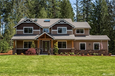 Woodinville Single Family Home For Sale: 22331 95th Ave SE