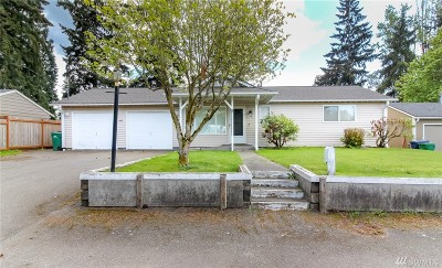 Federal Way Single Family Home For Sale: 633 SW 304th St