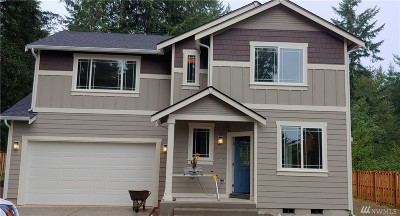 Pierce County Single Family Home For Sale: 1824 197th Ave SW