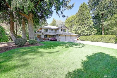 Stanwood Single Family Home Contingent: 1333 Silver Springs Wy