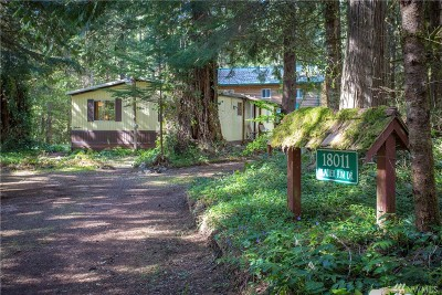 Glacier Single Family Home Sold: 18011 Glacier Rim Dr