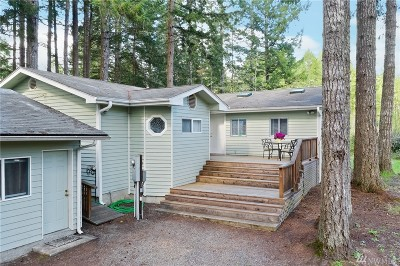 Gig Harbor Single Family Home For Sale: 17311 141st St NW