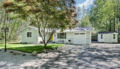 Gig Harbor Single Family Home For Sale: 13425 94th Ave NW