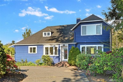 Edmonds Single Family Home For Sale: 806 Cary Rd