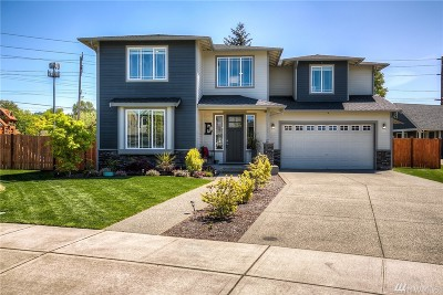 Sumner Single Family Home For Sale: 14915 Benton Lp