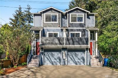 Shoreline Single Family Home For Sale: 14729 31st Ave NE