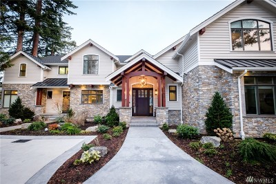 Bellingham WA Single Family Home For Sale: $2,995,000