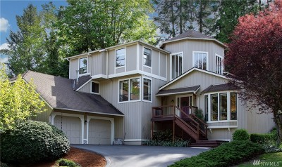 Bellevue Single Family Home For Sale: 5203 139th Ave SE