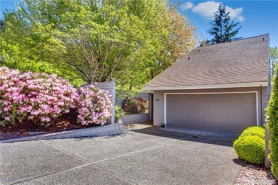 Bellevue Single Family Home For Sale: 631 Bellevue Wy SE