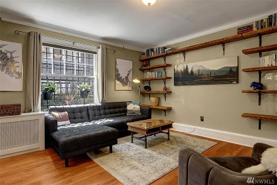 Condo/Townhouse Sold: 321 Boylston Ave E #101