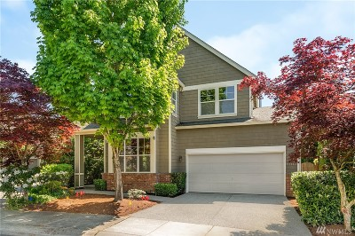 Kirkland Single Family Home For Sale: 13143 NE 138th Place