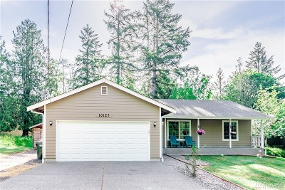 Olympia Single Family Home Pending: 10127 Lookout Dr NW
