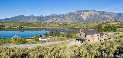 Chelan County Single Family Home For Sale: 3050 Wapato Lake Rd