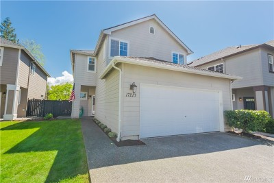 Snohomish County Single Family Home For Sale: 17213 Ironwood St