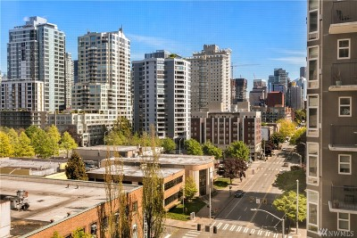 Condo/Townhouse Sold: 2801 1st Ave #814