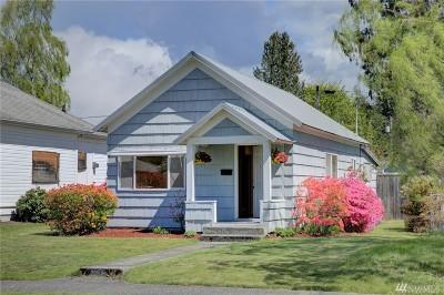 Monroe Single Family Home For Sale: 341 S Sams St