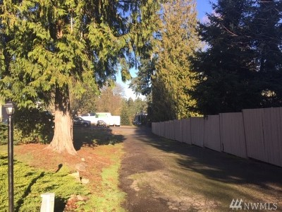 Puyallup Multi Family Home For Sale: 7502 104th St E