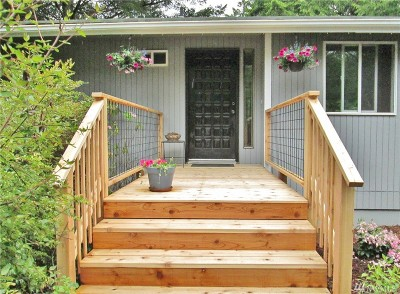 Port Ludlow Single Family Home For Sale: 180 Goliah Lane