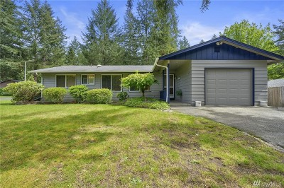 Gig Harbor Single Family Home Pending Inspection: 6519 56th Ave NW