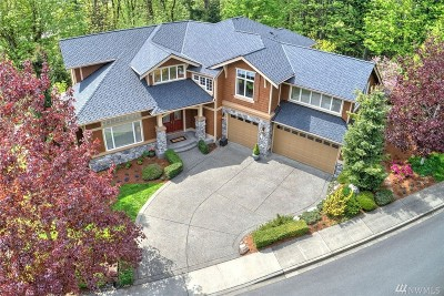 Issaquah Single Family Home For Sale: 5339 228th Ave SE