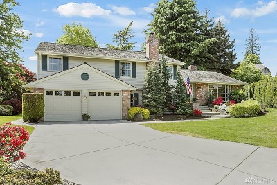 Issaquah Single Family Home Contingent: 4433 192nd Place SE