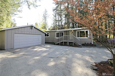 Gig Harbor Single Family Home Pending Inspection: 6606 87th St NW