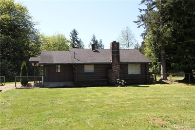Monroe Single Family Home For Sale: 24408 Old Owen Rd