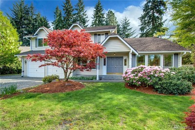 Redmond Single Family Home For Sale: 13219 NE 114th St