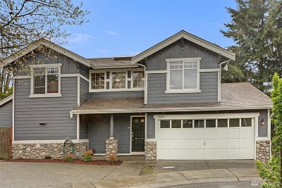 Kirkland Condo/Townhouse For Sale: 11610 NE 87th Lane