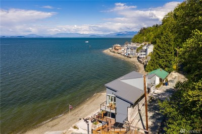 Camano Island Single Family Home For Sale: 712 Maple Grove Rd
