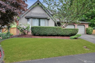 Renton Single Family Home For Sale: 15914 SE 184th St
