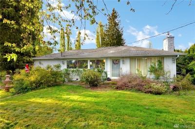 Renton Single Family Home For Sale: 11204 SE Petrovitsky Rd