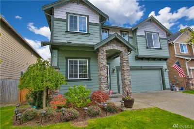 Marysville Single Family Home For Sale: 5714 148th Place NE