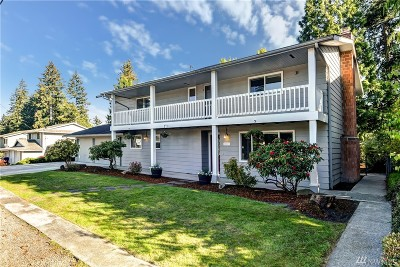 Everett Single Family Home Contingent: 3526 111th Place