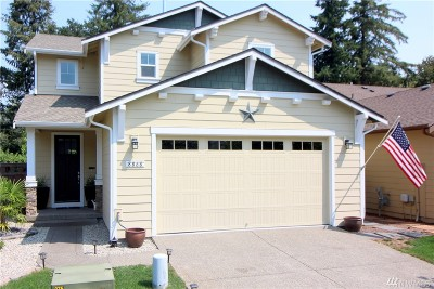 Tumwater Single Family Home For Sale: 8868 Yarrow Ct SE