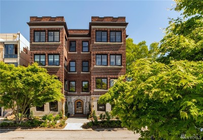 Condo/Townhouse Sold: 1112 Broadway E #101