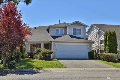 Sammamish Single Family Home For Sale: 24303 SE 10th Place