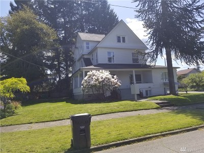 Olympia Multi Family Home For Sale: 303 17th Ave SE