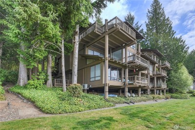 Port Ludlow Condo/Townhouse For Sale: 161 North Bay Lane #2