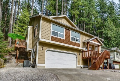 Whatcom County Single Family Home Pending: 254 Sudden Valley Dr