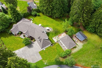 Woodinville Single Family Home For Sale: 19917 216th Ave NE