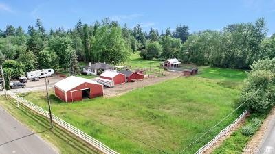 Tacoma Single Family Home Contingent: 15220 50th Ave E