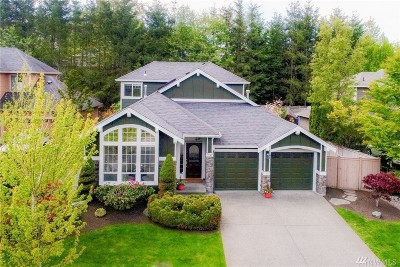 Snoqualmie Single Family Home Contingent: 7027 Curtis Dr SE