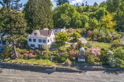 Olympia Single Family Home Pending: 1711 East Bay Dr NE