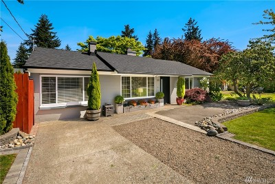 Single Family Home For Sale: 11720 NE 8th Ave