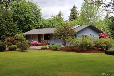 Shelton Single Family Home For Sale: 271 SE Mill Creek Ridge E