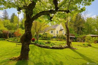 Poulsbo Single Family Home Pending: 13361 Brownsville Hwy NE