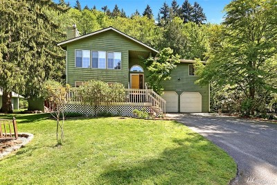 Lake Forest Park Single Family Home For Sale: 20254 37th Ave NE